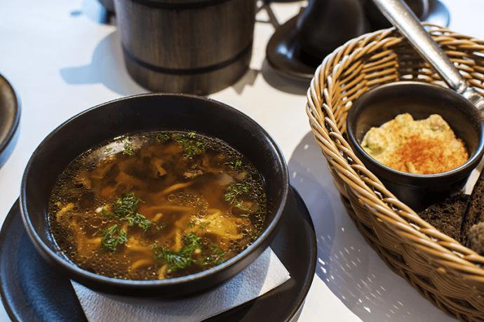 Słodki Rosół Curry